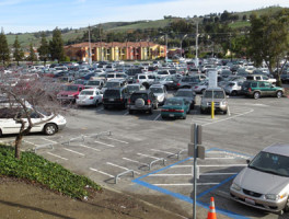 Bart Hayward Parking lot