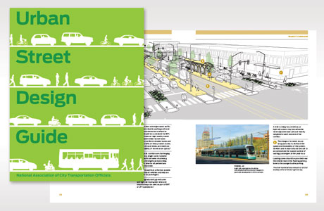 Experts from the NACTO Urban Street Design Guide
